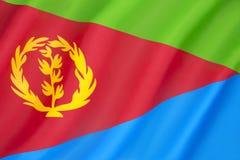 Flag of Eritrea Stock Photos