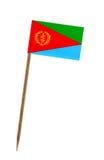 Flag of Eritrea Stock Photography