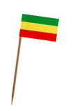 Flag of Ethiopia Royalty Free Stock Images