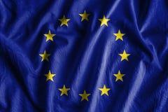 Flag of EU Stock Image