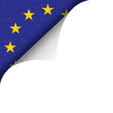 Flag of Europe Stock Images