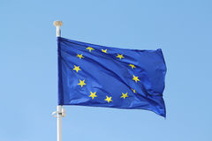 Flag of Europe Royalty Free Stock Images