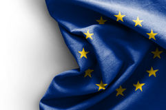 Flag of Europe Stock Photo