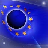 Flag of European stock photos