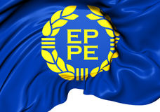 Flag of European Parliament Royalty Free Stock Images