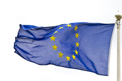 The Flag of The European Union royalty free stock image