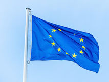 Flag of the european union Stock Images