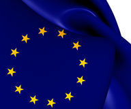 Flag of European Union Stock Photos