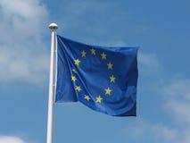 Flag of the European Union EU Stock Image