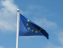 Flag of the European Union. EU aka Europe Stock Images