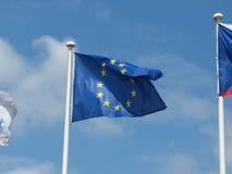 Flag of the European Union EU Royalty Free Stock Image