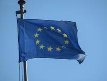 Flag of the European Union EU Royalty Free Stock Photography