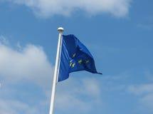 Flag of the European Union EU Royalty Free Stock Photo