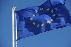 Flag of the European Union Stock Image