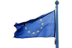 A flag of European Union Stock Images