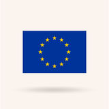 Flag of European Union Stock Images
