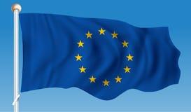 Flag of European Union Stock Images