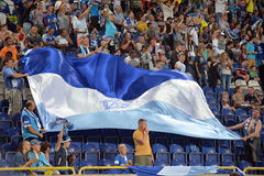 Flag of FC Dnipro Stock Photography