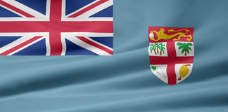 Flag of Fiji Stock Images