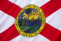Flag of Florida - United States of America Royalty Free Stock Image