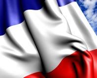 Flag of France Stock Photos