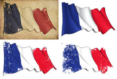 Flag of France Royalty Free Stock Photography