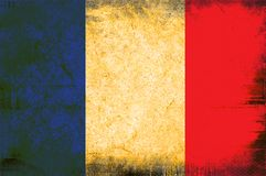 Flag of france Stock Image