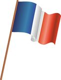 Flag of France Stock Photos