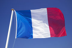 The flag of France Royalty Free Stock Images