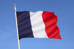 Flag of France - Europe Stock Image