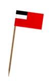 Flag of Georgia Stock Photography