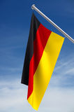 Flag of Germany. German flag with clipping path stock illustration