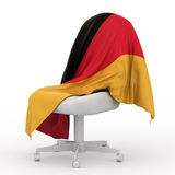 Flag of Germany. Stock Images