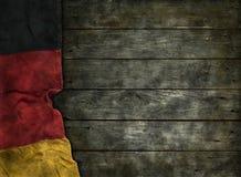 Flag germany stock image