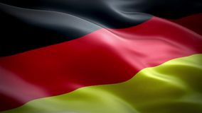Flag of Germany. The flag of Germany is a tricolour consisting of three equal horizontal bands displaying the national colours of Germany: black, red, and gold vector illustration