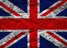 Flag of the Great Britain Royalty Free Stock Photos