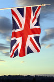 Flag of Great Britain and Northern Ireland Royalty Free Stock Images
