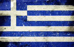 Flag of Greece Stock Photos