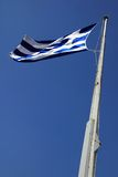 Flag of Greece Stock Image