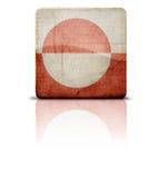 Flag Of Greenland Stock Photos