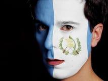 Flag of Guatemala Royalty Free Stock Photo