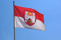 Flag of Hannover Royalty Free Stock Photos