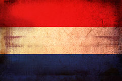 Flag of holland Stock Photos