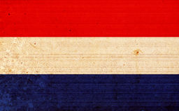 Flag of holland Royalty Free Stock Image