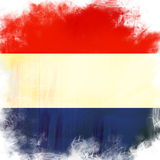 Flag of Holland Royalty Free Stock Images