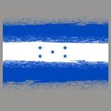 Flag of Honduras Royalty Free Stock Photos