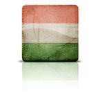 Flag Of Hungary Stock Photography