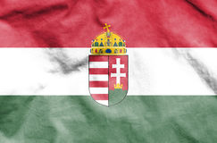 Flag of Hungary. Royalty Free Stock Images