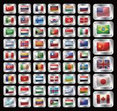 Flag Icon Royalty Free Stock Image