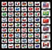 Flag Icon royalty free illustration